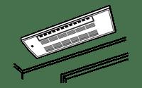 エアコン家庭用天井埋込型