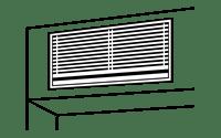エアコン家庭用壁埋込型