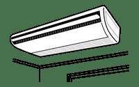 エアコン業務用天井吊り型
