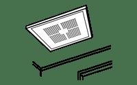 天井埋込型換気扇